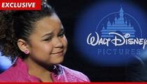 'X-Factor' Castoff Rachel Crow -- Meeting with Disney Honchos