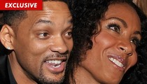 Will & Jada Pinkett Smith -- Kids' Fame at Root of Summer Marriage Troubles