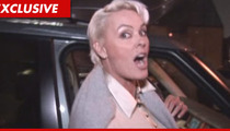 Brigitte Nielsen Hospitalized -- Hit By Suspected Drunk Driver