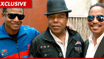 The Jackson 3 -- Marlon, Tito and Jackie Reuniting for International Tour