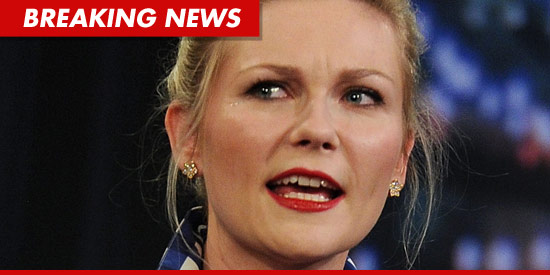 Kirsten Dunst 3 Years Protection From Obsessed French Fan Tmzcom
