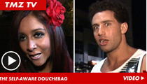 Snooki vs. The Unit -- Rise of the Douchebag