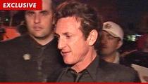 Sean Penn Has Anger Issues Under Control