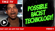 'CSI Miami' Star Adam Rodriguez -- There's Really an App ... for the Ghetto?