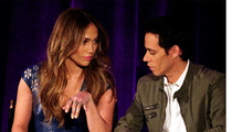 Jennifer Lopez to Marc Anthony -- See a Wedding Ring On This Hand?!!