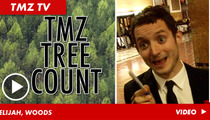Elijah Wood -- Implanted With Massive Lie About Trees