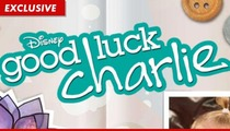 Woman Sues Disney -- I Was SPANKED Relentlessly at 'Good Luck Charlie' Taping