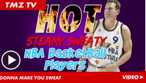 """Ex-NBA Great """"Thunder"""" Dan Majerle -- Crowning the Sweatiest Player of All Time!!"""