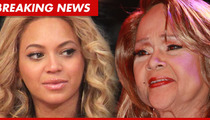 Beyonce on Etta James' Death -- 'This is a Huge Loss'