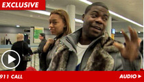 Tracy Morgan Sundance 911 Call -- 'He's Lost Consciousness'