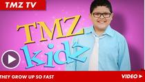 """Modern Family"" Kid Rico Rodriguez -- The Hot TV Mom Dilemma"