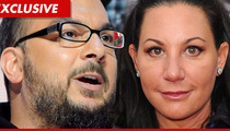 'CSI' Creator's Wife -- My Hubby Makes a Fortune and I Get NOTHING
