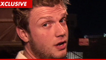 Nick Carter -- Nobody Told Me About My Sister Leslie's Funeral