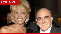Whitney Houston Death -- Clive Davis' Pre-Grammy Party Going On As Planned
