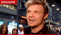 Nick Carter -- Taking Time Off Following Sister's Death