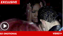 Whitney Houston -- Tearful Reunion with El Debarge Days Before Death