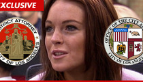 Lindsay Lohan -- Everyone's On Board to End Formal Probation