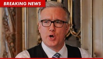 Keith Olbermann -- Al Gore and Current TV Couldn't Afford Me