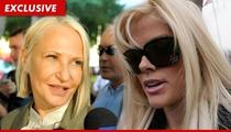 Anna Nicole Smith Doctor Khristine Eroshevich -- Medical License Suspended
