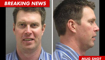 NFL Bust Ryan Leaf -- Arrested in Montana ... AGAIN