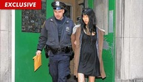 Jackie Mason's GF -- Charged with Assault
