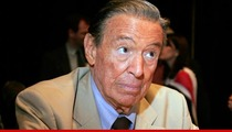 Mike Wallace Dead -- Famed CBS Journalist Dies at 93