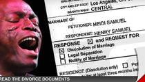 Seal Files Response in Heidi Klum Divorce -- Assets Bone of Contention