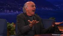 Larry David -- Parking Lot Meltdown Wasn't My Fault!!!