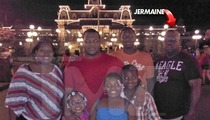 'Lean on Me' Star Jermaine Hopkins -- I'm Going to DISNEY WORLD!!! Before Prison