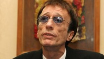 Robin Gibb in a Coma -- Bee Gees Legend Battling Pneumonia
