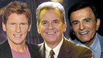 Denis Leary ROASTS Dick Clark -- 'Leather-faced Syrup-Voiced Lizard Person'