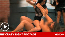 'My Big Fat American Gypsy Wedding' -- The Craziest Eye-Gouging Boob-Exposing Catfight Of All Time