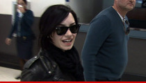 Demi Lovato -- Nightclub Promoters Lured Me with FREE DRUGS