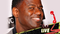 Brian McKnight -- I Wrote 'P***y' Song Because I'm Going CRAZY