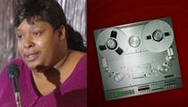 Jennifer Hudson's Sister -- Frantic 911 Call ... Somebody Killed My Mother