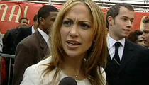 Jennifer Lopez Sued By Former Driver -- You Let Benny Medina TREAT Me Like Crap