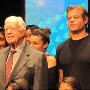 '90210' Star Trevor Donovan -- Parties with 2 U.S. Presidents, 1 Dalai Lama