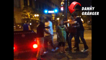 Indiana Pacers Players in Late Night Standoff -- Cops Respond