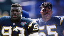 Junior Seau's 1994 Chargers Teammate -- 'We Might Be Cursed'
