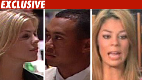 Tiger Woods Wife Confronted Alleged Mistress Tmz