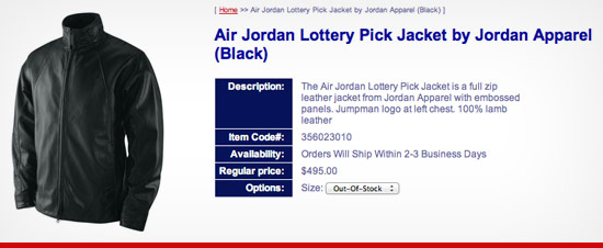 4afe65cee27d33 Nike Accused of Jacking Trademark for Jordan Jackets