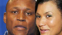 Barry Sanders Divorce -- We've Got A TON of Issues