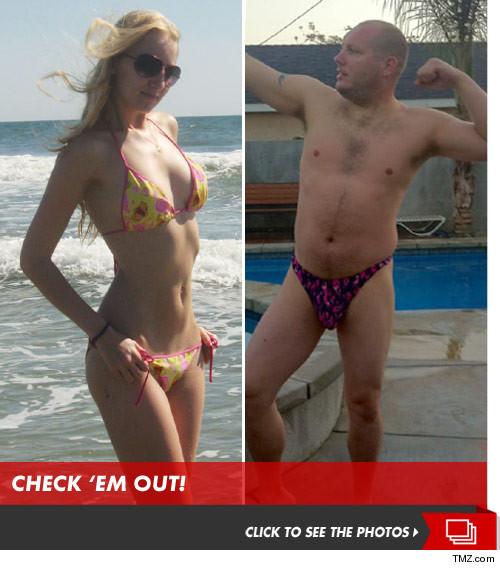 Sexy body contest