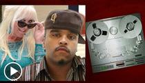 Hulk Hogan's Ex-Wife -- Starring as 'MILF' in New Rap Video