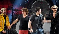 Van Halen -- We're Just Burned Out