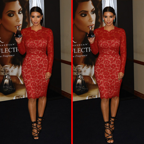 Can you spot the THREE differences in the Kim Kardashian picture?