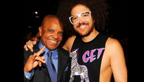 Berry Gordy & RedFoo -- Like Music Mogul, Like Son