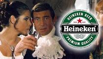 Ex-James Bond OUTRAGED Over Heineken Deal -- New 007's a Sellout!!!