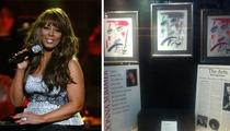 Donna Summer Lithographs -- Art Gallery JACKS UP Prices After Singer's Death