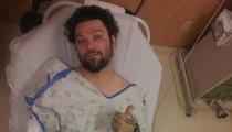 Bam Margera -- HOSPITALIZED After 100-Ft Kayak Fall